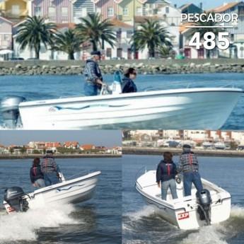 FISHER 485 - Saint Vaast Marine