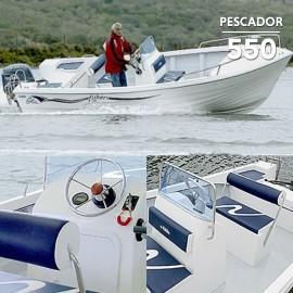 FISHER 550 - Saint-Vaast Marine