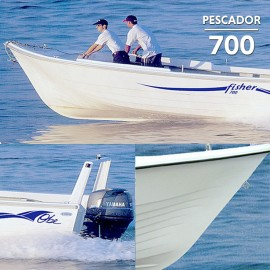 FISHER 700