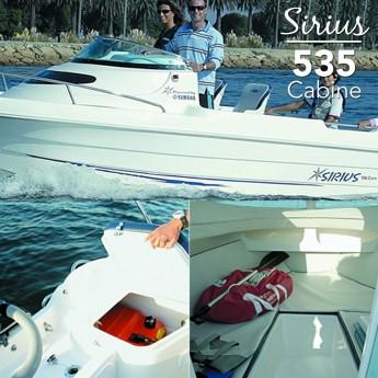 Sirius 535 Cabin
